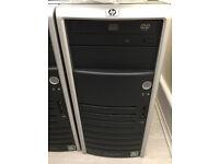 HP Proliant ML 115 Server