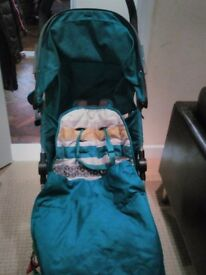 Mamas and papas stroller - used