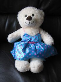 GENUINE BUILD A BEAR (genuine Build a bear clothes) +FREE soft toy if wanted IMMACULATE CONDITION