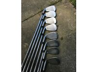 RBZ series1 irons 4 iron to approach wedge