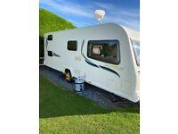 Bailey Olympus 540-5 caravan
