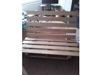 Ikea futon base
