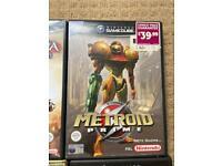 Metroid prime gamecube