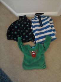 Age 3-4 years clothes bundle (36 items)
