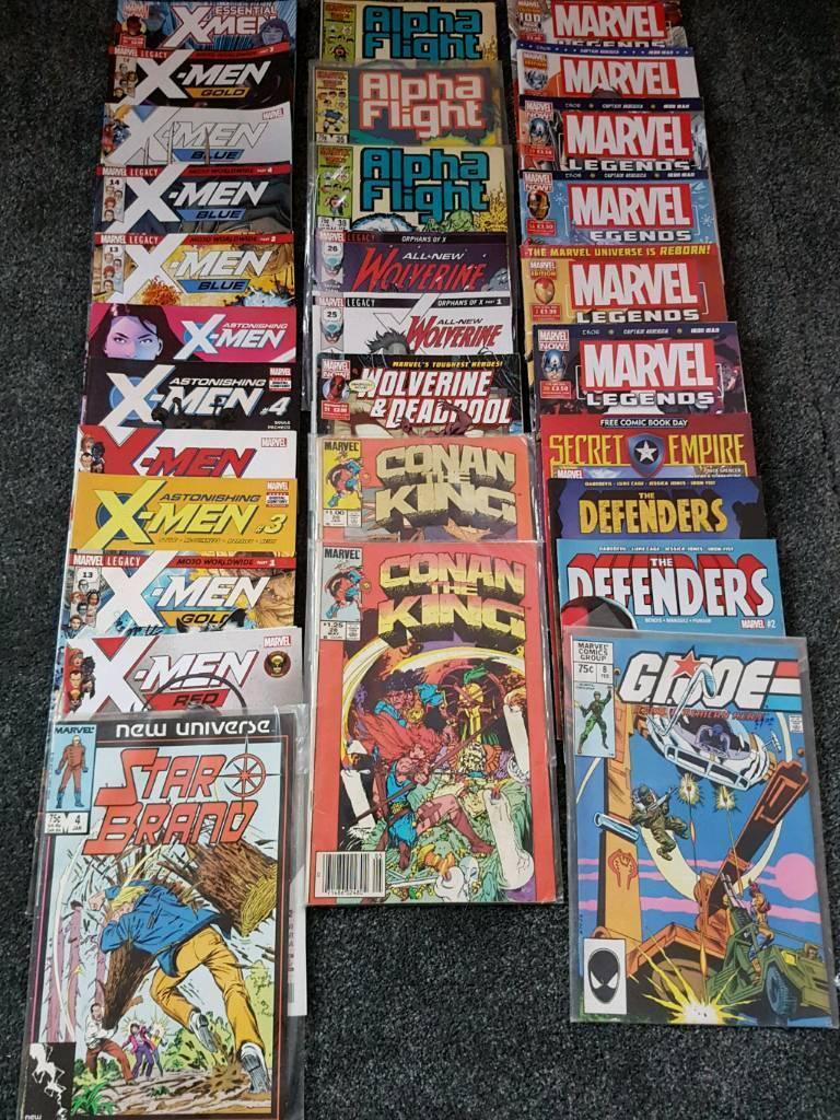 MARVEL COMICS | in Knowle, Bristol | Gumtree