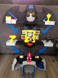 Imaginext Transforming Batcave