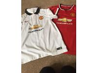 Boys Manchester United tops