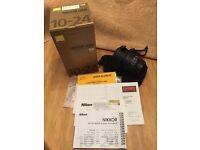 Nikon NIKKOR Lens AF-S 10-24mm f3.5-4.5G ED