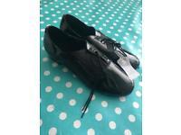 New men's salsa dance shoes size 9