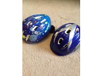 Cycle helmets £1 each