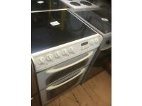Creda ceramic top electric cooker 600mm wide can deliver and install