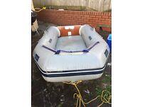 2.7 mtr seago boat