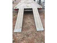 Ifor Williams trailer ramps