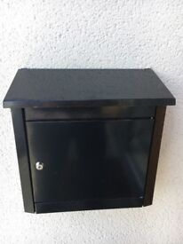 Graphite mail box