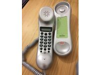 £10 Binatone Trend 3 LCD Digital Corded Phone in Perfect Condition for Quick Sale