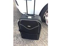 Boarderline suitcase