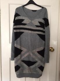 Dorothy Perkins Jumper Dress Size 14