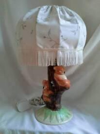Brentleigh Staffordshire Lamp