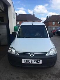 Vauxhall combo 1.7 Low mileage!