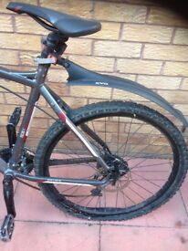 Carrera mountain bike! £70