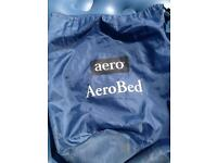 Aero inflatable double bed