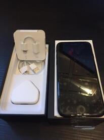 Iphone 7 Jet Black 32gb locked to vodafone.