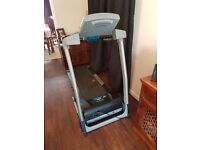 YORK T201 ANNIVERSARY FOLDING TREADMILL (Free local delivery)