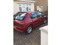 Peugeot 306 low miliage very reliable great car for new driver