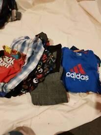 7-8 boys clothes bundle