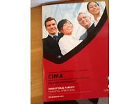CIMA Study and Revision Books