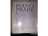 Assorted piano books