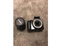 Canon EOS 1100D digital SLR standard lens available