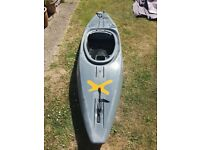 Teksport 240 Xcess kayak w/ paddle & bouyancy aid