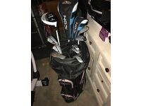 Ladies MD icon golf clubs