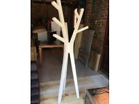 Coat hat stand tree - ex show home (cost £229 new from Dwell)