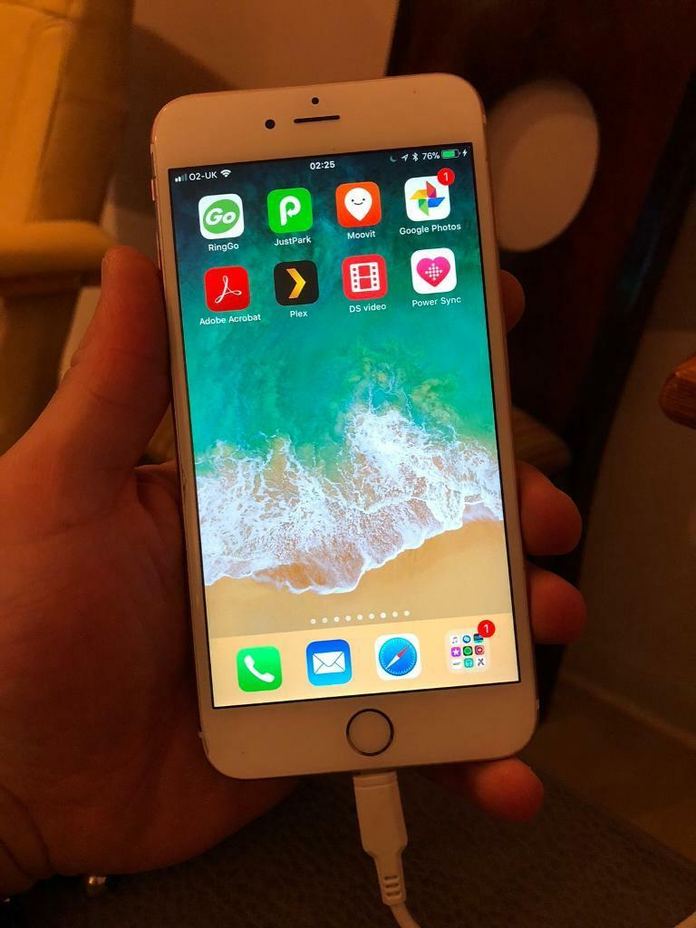 Apple iPhone 6S Plus 64GB Unlocked Rose Gold