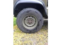 Land Rover trailer wanted