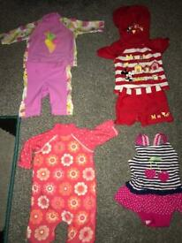 Swimming costumes for sale