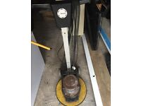 Numatic industrial floor buffer machine