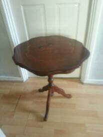 Occasional/coffee table. Ideal small Christmas tree
