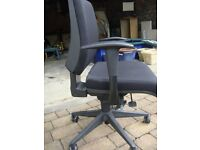 Executive Black Office Chair for the executive