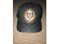 Gucc* Love cat cap