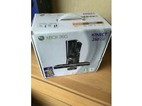 Xbox 360 with connect brand new boxed