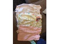 Four baby romper bundle