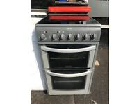 Hotpoint ceramic electric cooker 60 cm