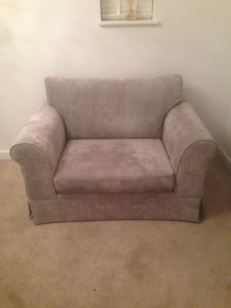 Next Home Mille Range 2 Seater Snuggle Chair