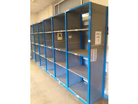 Heavy Duty Warehouse Racking/Shelving Good Condition