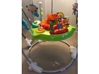 Fisherpricre Rainforest Jumparoo