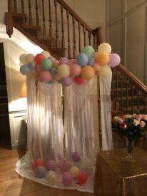 Balloons and Party Decor Specialist