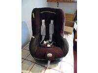 Child Britax car seat - 9-18Kg (9mths - 4yrs)